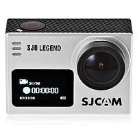 Экшн-камера SJCAM SJ6 Legend Silver  .ОРИГИНАЛ, фото 1