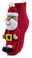 Детские носочки новогодние (размеры 22-34 в расцветках)