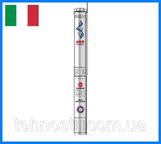 Свердловинний насос Pedrollo 4SR10/15 - PD (15.0 м³, 98 м, 3 кВт)