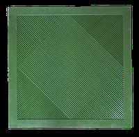 Коврик резиновый (диэлектрический),  75см х 75см