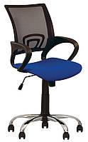 Кресло для персонала NETWORK GTP chrome