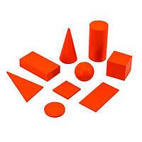 Набор для обучения Viga Toys Геометрические тела и фигуры (55559)