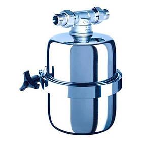 Корпус фільтра Аквафор Вікінг Міні для очищення води з нержавіючої сталі