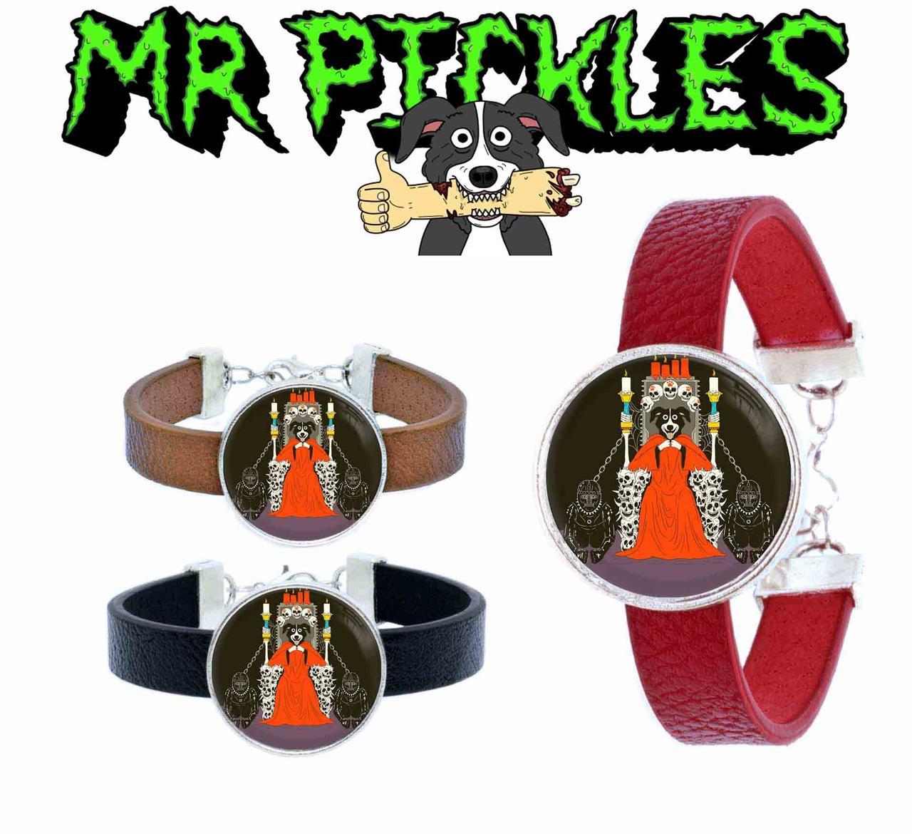 Браслет Король Мистер Пиклз / Mr. Pickles