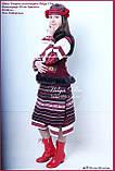 """Український національний костюм """"Вечорниці"""" для дівчинки 140, фото 2"""