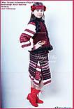 """Український національний костюм """"Вечорниці"""" для дівчинки 140, фото 5"""