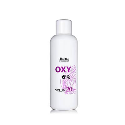 Mirella professional Универсальный окислитель для окрашивания волос Oxy  6%(vol 20)