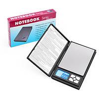 Ювелирные весы Notebook 1108-5 0,01 - 500г супер точные