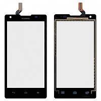 Touchscreen (сенсорный экран) для Huawei Ascend G700-U10, оригинал