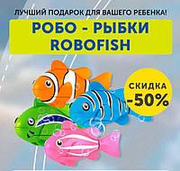 Robofish высокотехнологичная рыбка плавает совсем как настоящая