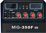 Magnitek MIG 350F (380В) сварочный полуавтомат, фото 3