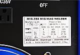 Magnitek MIG 350F (380В) сварочный полуавтомат, фото 6