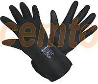 Перчатки резиновые неопреновые химически стойкие Venitex 509 tourtravo