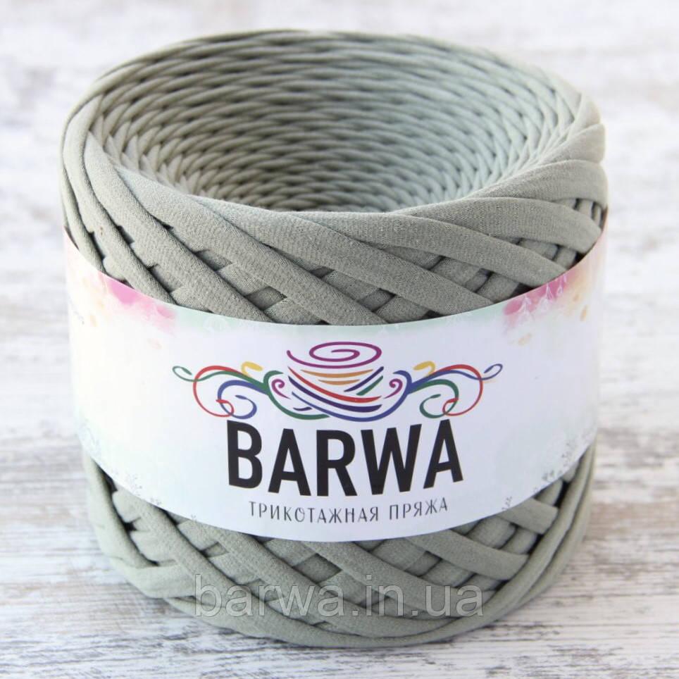 Трикотажная пряжа BARWA standart  шалфей