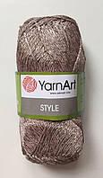 Yarn Art Style Капучино №655