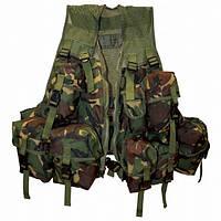 Разгрузочный жилет Waistcoat mens (general purpose) DPM.НОВЫЙ. Великобритания, оригинал