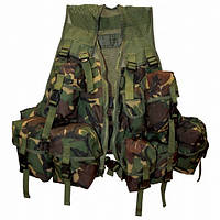 Разгрузочный жилет Waistcoat mens (general purpose) DPM.НОВЫЙ. Великобритания, оригинал, фото 1