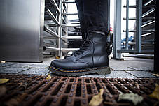 Мужские ботинки Dr. Martens Black, фото 2