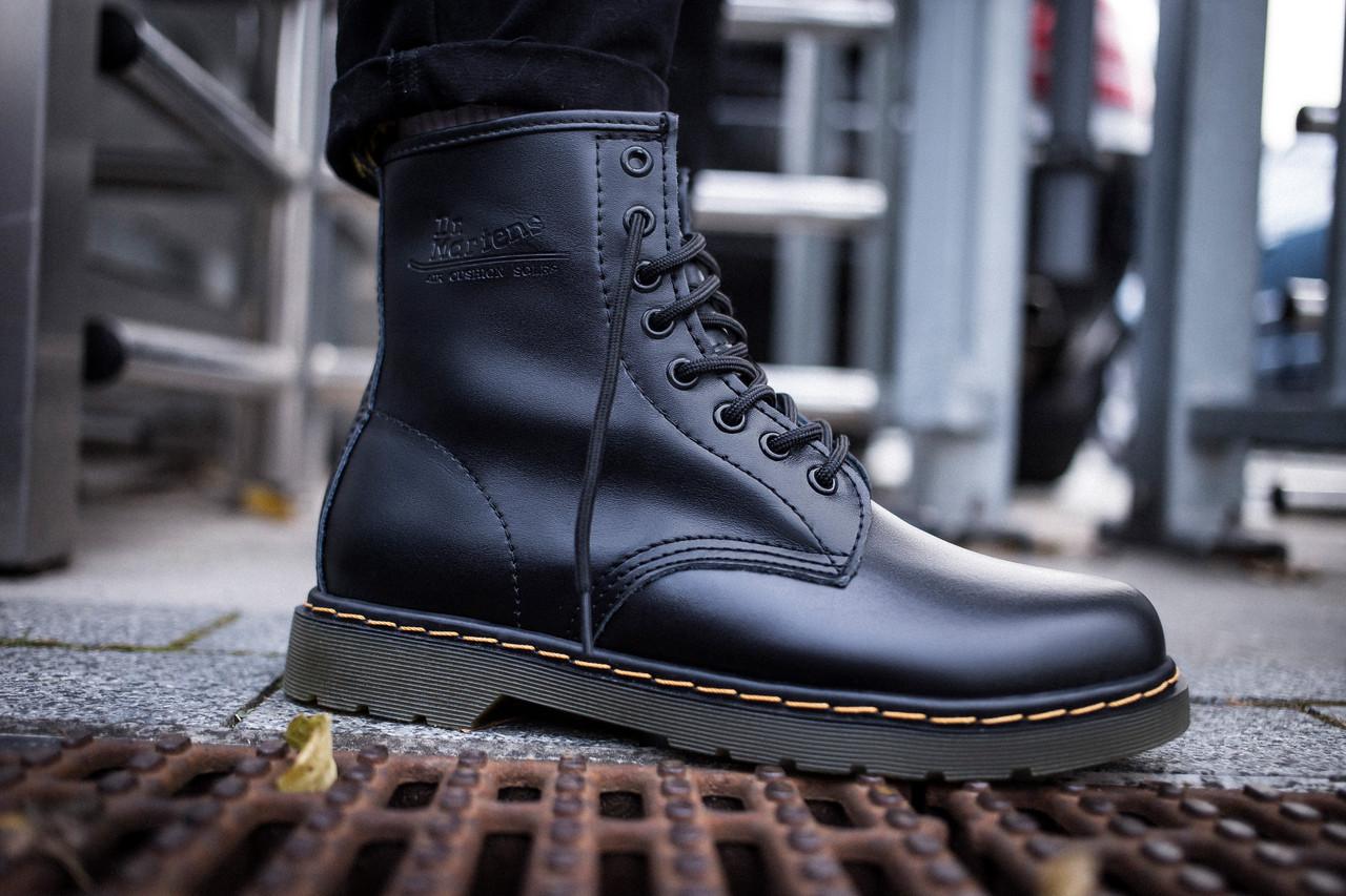 Мужские ботинки Dr. Martens Black
