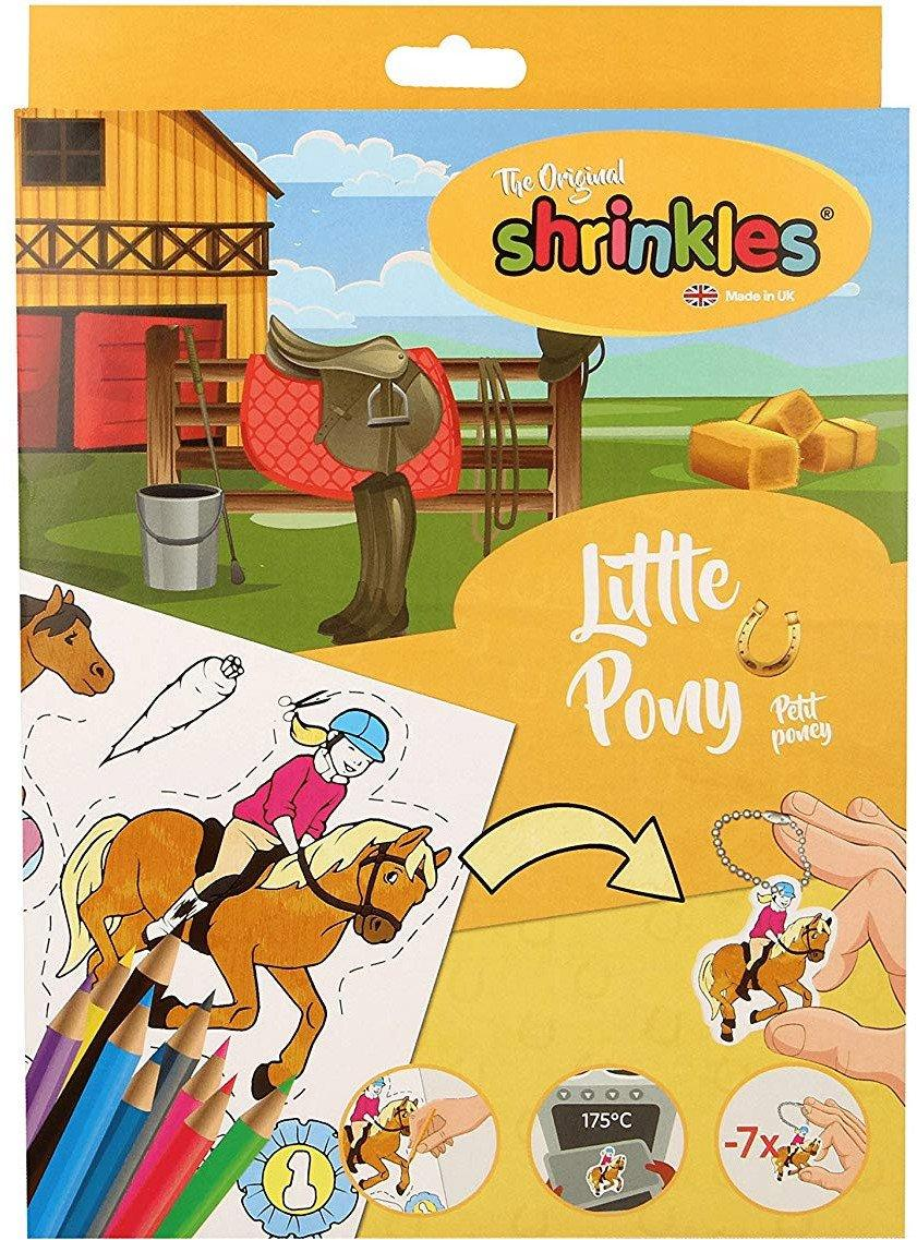 Набор для творчества Shrinkles Пони. KeyCraft WZ002, Великобритания