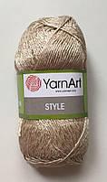 Yarn Art Style Светлый беж. №654