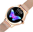 UWatch Смарт часы Smart VIP Lady Gold, фото 8