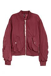 Бомбер                         H&M                         36                         Красный                         (0518125005)