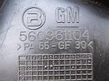 Диффузор основного радиатора для Opel Corsa C 1.0 1.2, 13.107.495, 13.107.498, 560961104, 13107498, 13107495, фото 5