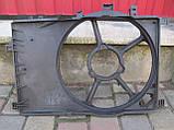 Диффузор основного радиатора для Opel Corsa C 1.0 1.2, 13.107.495, 13.107.498, 560961104, 13107498, 13107495, фото 2
