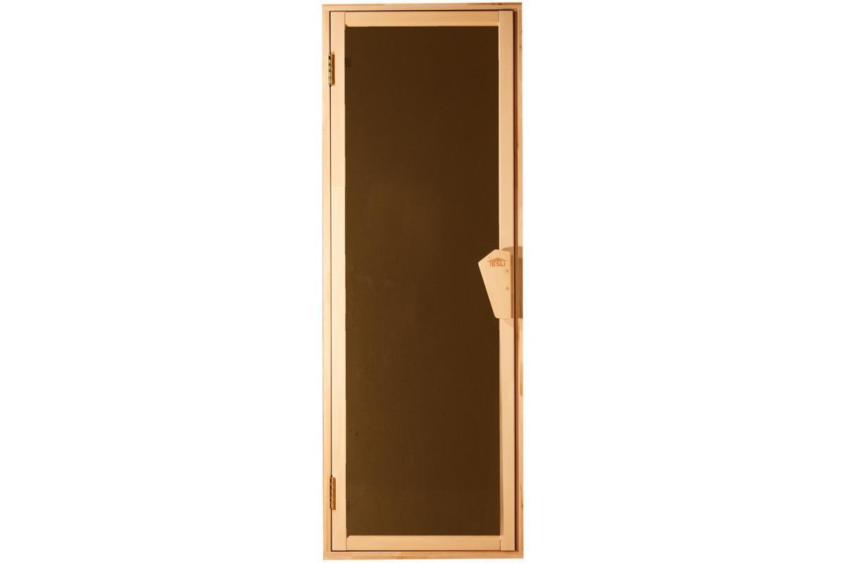 Дверь для бани и сауны Tesli UNO 1900 х 700