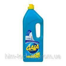 Gala (Гала) 1000 мл,  средство для мытья посуды, лимон, 16 шт/упак