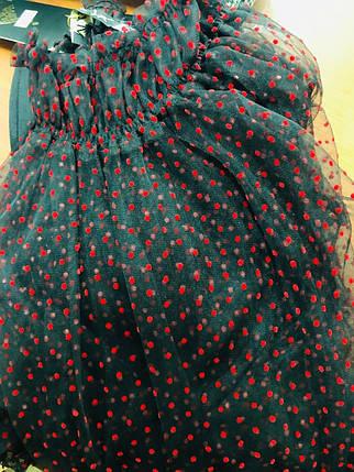 """Шикарное женское платье ткань """"Фатин на хб подкладке"""" 42, 44 размер норма 42, фото 2"""