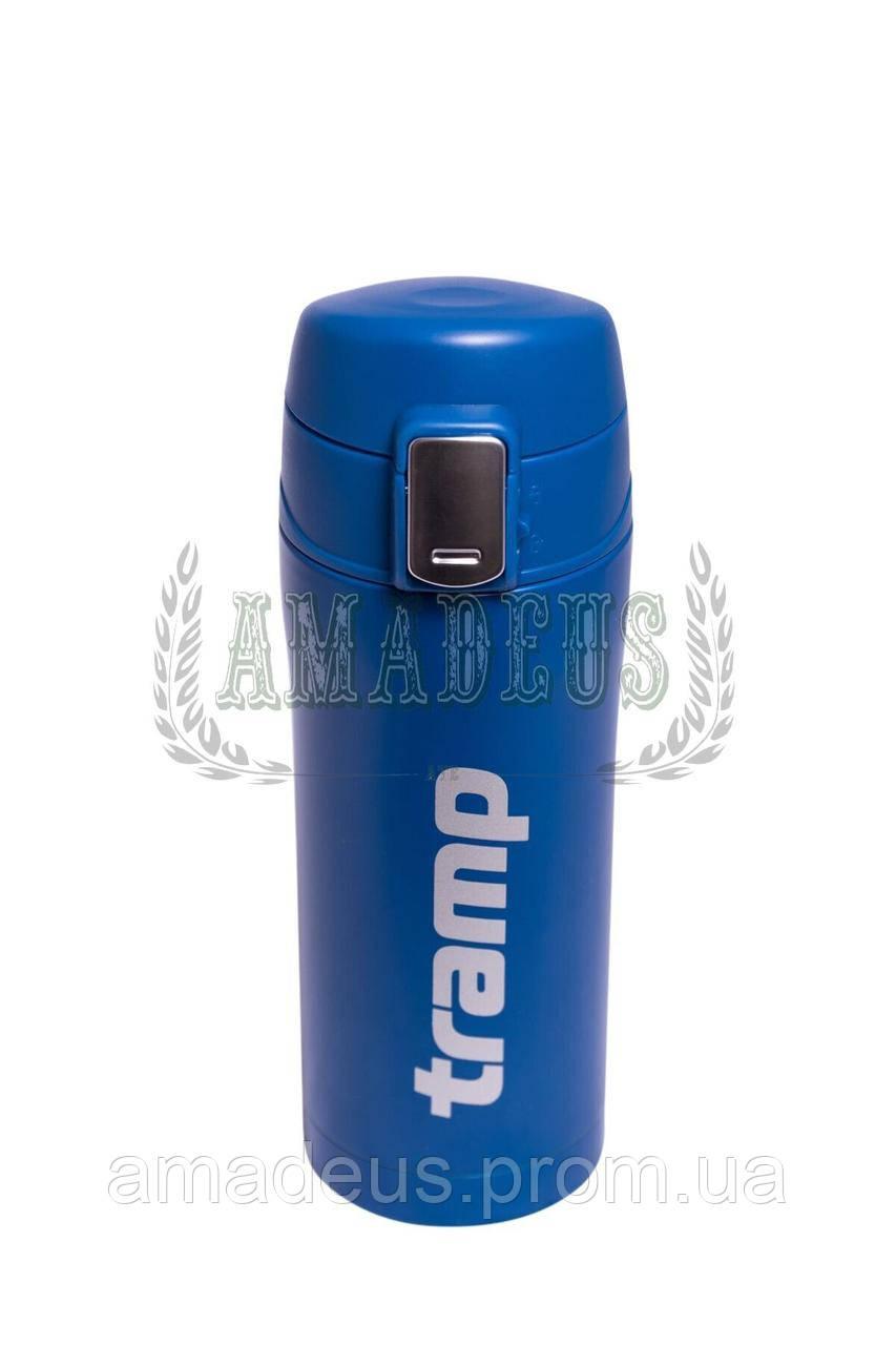 Термос Tramp 0,35 л синий TRC-106-blue