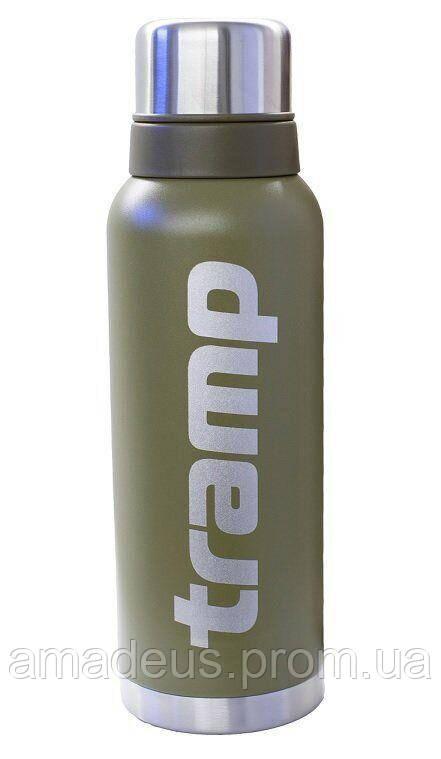 Термос Tramp 1,2 л оливковый