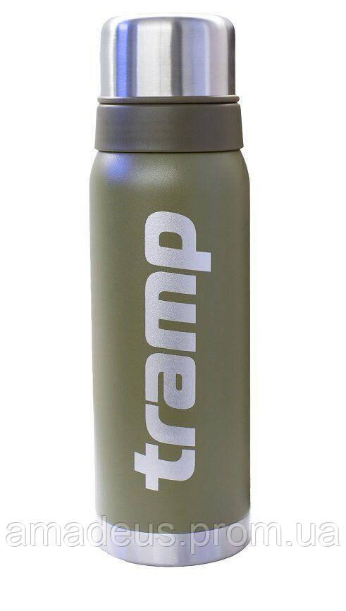 Термос Tramp 0,75 л оливковый