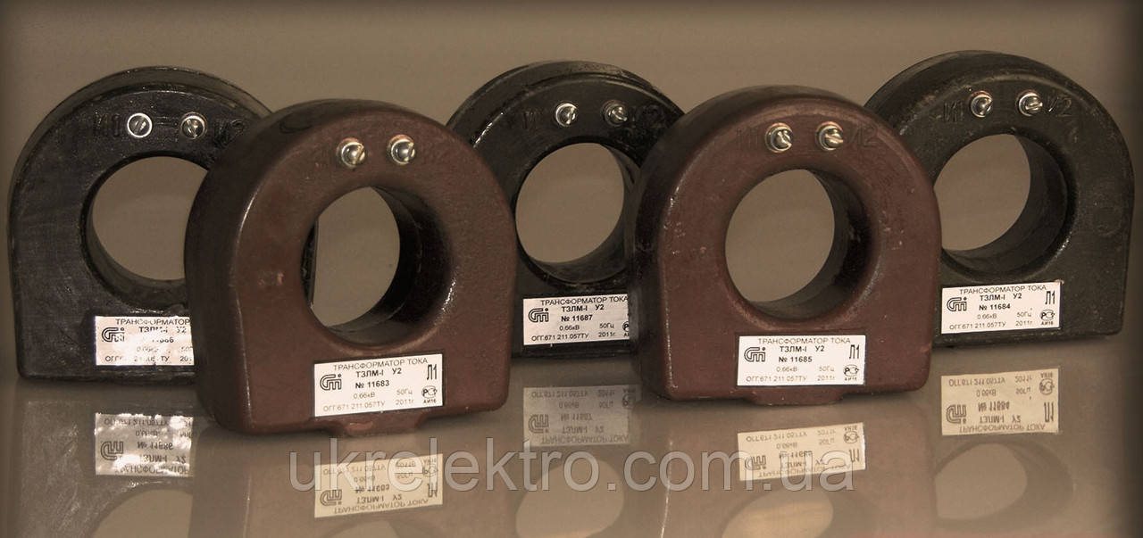 Трансформатор тока нулевой последовательности ТЗЛМ-100 ТЗЛМ-1-2