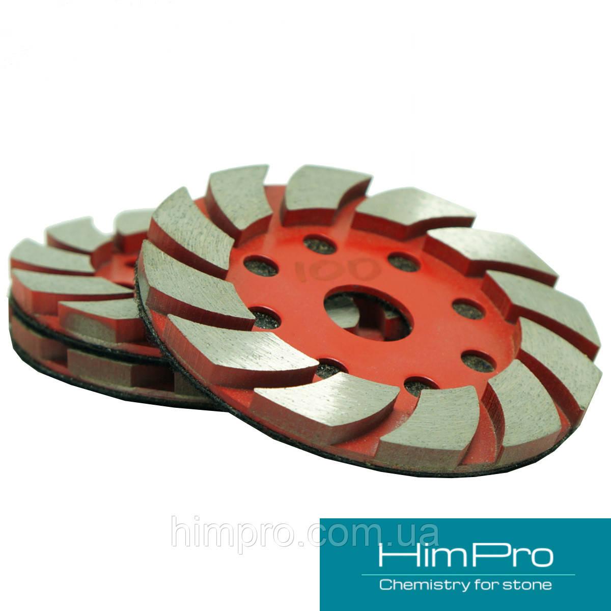 For Klindex p100 універсальний Алмазний шліфувальний інструмент 3шт