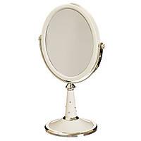 Косметическое зеркало двухстороннее, фото 1