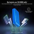 УМБ Promate Titan-30 30000 mAh Blue, фото 3