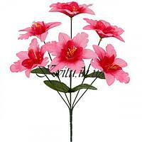 Букет искусственные орхидеи, 35см
