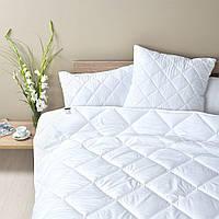 Одеяло синтепоновое Comfort Standart белое, молоко 140*210