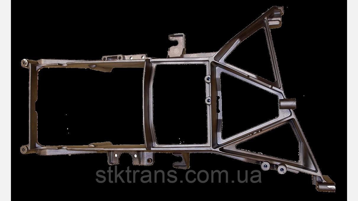 Кронштейн передней фары (металл) L Daf XF E3, E5 - XF2/105