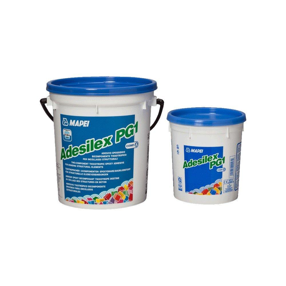 Клей двокомпонентний епоксидний Mapei Adesilex PG1 6 кг