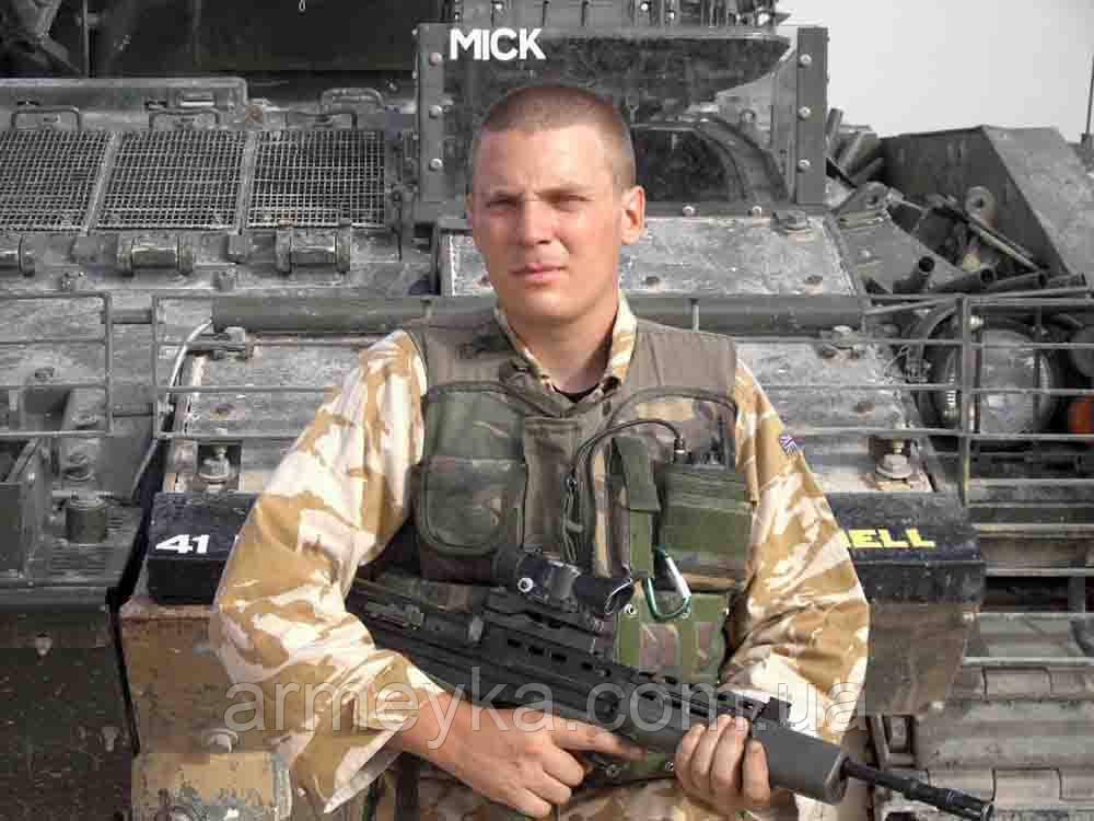 Разгрузка waistcoat afv crewman DPM. Великобритания, оригинал.