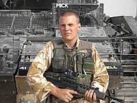 Разгрузка waistcoat afv crewman DPM. Великобритания, оригинал., фото 1