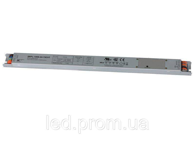 SUNRICHER DIM RF-приемник/блок питания SLIM 75W 24V (SRPL-1009-24-75CVT)