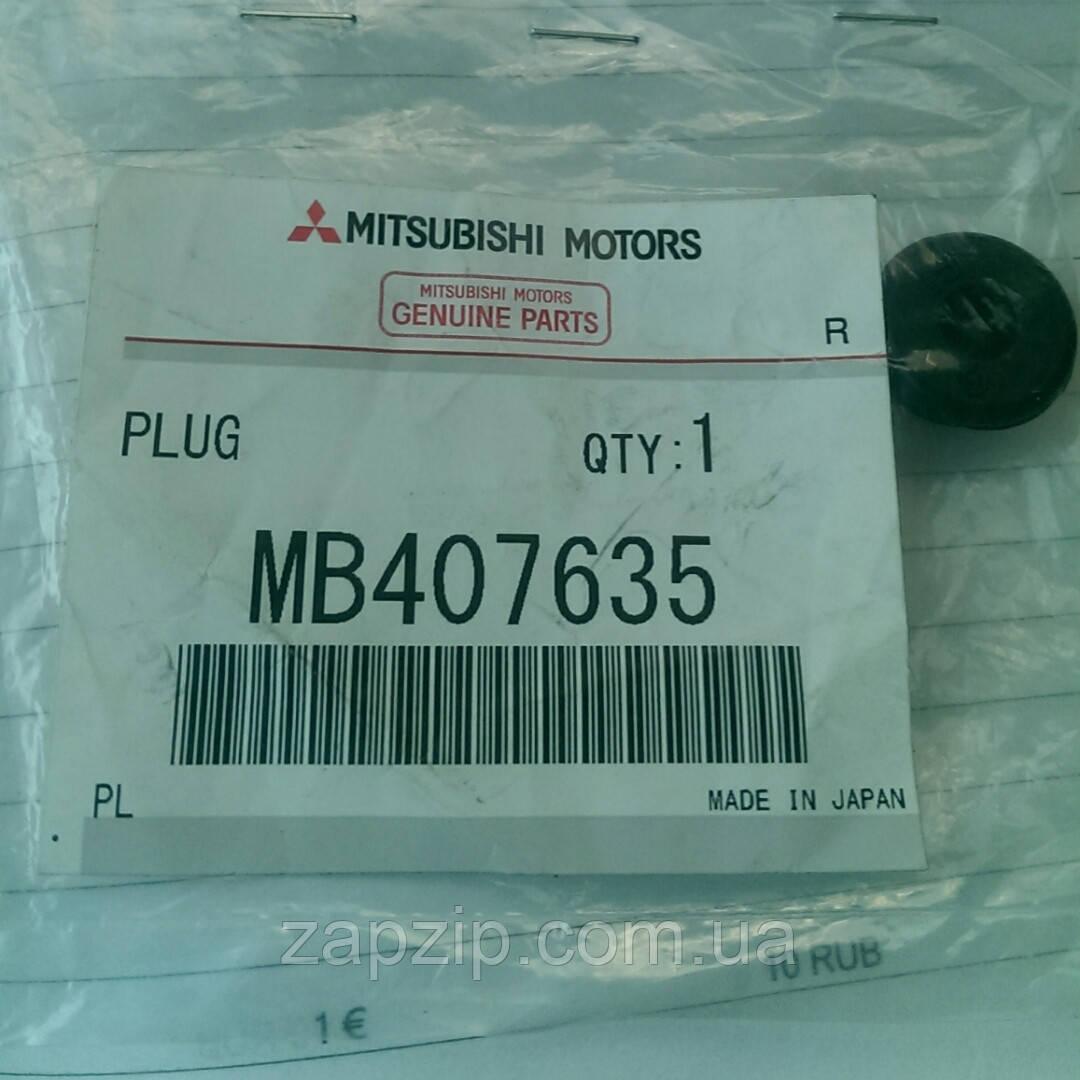 Заглушка тормозного диска заднего MMC - MB407635