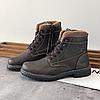 """Ботинки кожаные мужские зимние """"Canyon"""", фото 3"""