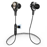 Беспроводные наушники-гарнитура Earbuds M21 + поддержка MicroSD