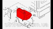 Бачок омывателя MAN F2000 - 81264810029